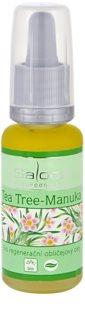Saloos Bio Regenerative Tea Tree-Manuka ulei bio pentru față, cu efect de regenerare