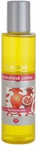 Saloos Shower Oil sprchový olej Granátové jablko
