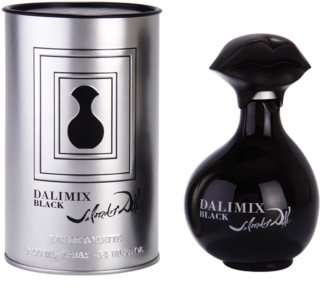 Salvador Dali Dalimix Black eau de toilette para mujer 100 ml