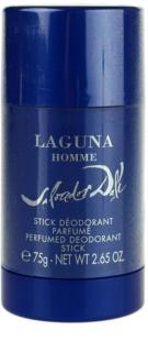 Salvador Dali Laguna Homme Deodorant Stick for Men 75 g