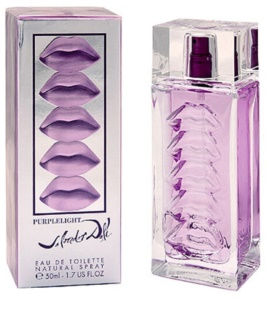 Salvador Dali Purplelight Eau de Toilette for Women 50 ml