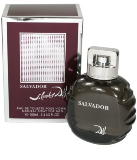Salvador Dali Salvador Eau de Toilette for Men 100 ml