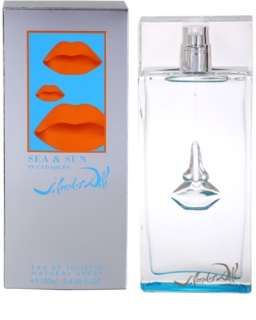 Salvador Dali Sea & Sun in Cadaques Eau de Toilette für Damen 100 ml