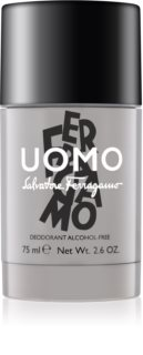 Salvatore Ferragamo Uomo Deodorant Stick for Men 75 ml  without Alcohol