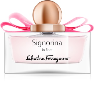 Salvatore Ferragamo Signorina in Fiore Eau de Toilette para mulheres 50 ml