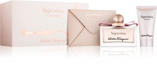 Salvatore Ferragamo Signorina Gift Set V.