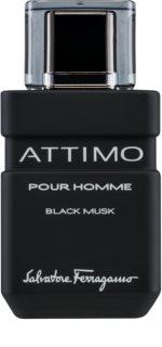 Salvatore Ferragamo Attimo Black Musk Pour Homme Eau de Toilette for Men 100 ml
