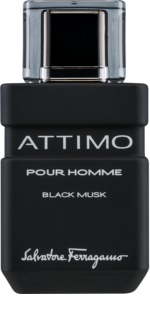 Salvatore Ferragamo Attimo Black Musk eau de toilette férfiaknak 100 ml