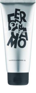 Salvatore Ferragamo Uomo Shower Gel for Men 200 ml