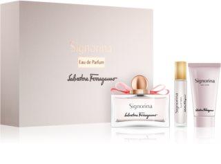 Salvatore Ferragamo Signorina Gift Set IV.