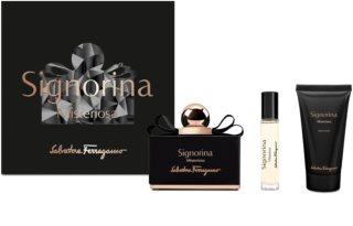 Salvatore Ferragamo Signorina Misteriosa Geschenkset V. für Damen
