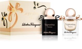 Salvatore Ferragamo Signorina Geschenkset VIII. für Damen