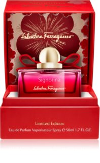 Salvatore Ferragamo Signorina New Year Edition Eau de Parfum for Women 50 ml