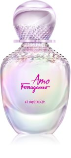 Salvatore Ferragamo Amo Ferragamo Flowerful eau de toilette pentru femei 30 ml