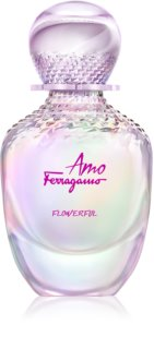 Salvatore Ferragamo Amo Ferragamo Flowerful eau de toilette pentru femei 50 ml
