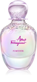Salvatore Ferragamo Amo Ferragamo Flowerful Eau de Toilette for Women 100 ml