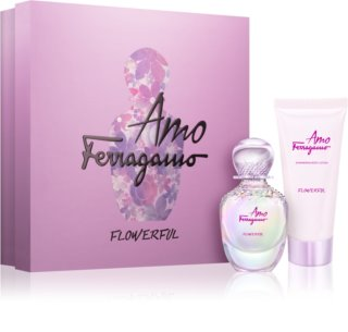 Salvatore Ferragamo Amo Ferragamo Flowerful darilni set I.