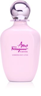 Salvatore Ferragamo Amo Ferragamo Flowerful Body lotion für Damen 200 ml