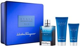 Salvatore Ferragamo Acqua Essenziale Blu confezione regalo V