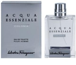 Salvatore Ferragamo Acqua Essenziale Colonia Eau de Toilette for Men 100 ml