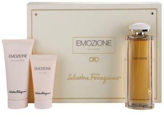 Salvatore Ferragamo Emozione Gift Set I.