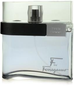 Salvatore Ferragamo F by Ferragamo Black eau de toilette uraknak 50 ml
