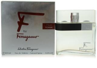 Salvatore Ferragamo F by Ferragamo Pour Homme Eau de Toilette for Men 100 ml