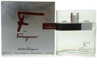 Salvatore Ferragamo F by Ferragamo eau de toilette uraknak 50 ml