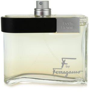 Salvatore Ferragamo F by Ferragamo Pour Homme eau de toilette teszter férfiaknak 100 ml