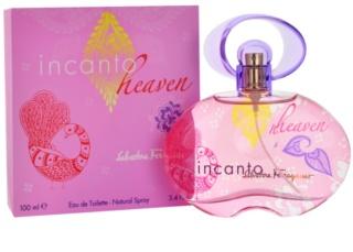 Salvatore Ferragamo Incanto Heaven Eau de Toilette für Damen 100 ml