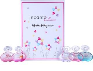 Salvatore Ferragamo Incanto Collection Geschenkset II.
