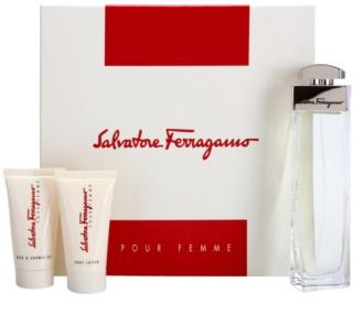 Salvatore Ferragamo Pour Femme ajándékszett I.