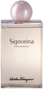Salvatore Ferragamo Signorina Shower Gel for Women 200 ml