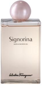 Salvatore Ferragamo Signorina душ гел  за жени  200 мл.