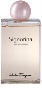 Salvatore Ferragamo Signorina Shower Gel for Women