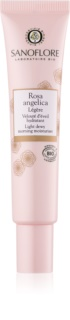 Sanoflore Rosa Angelica Brightening Moisturising Cream for Normal and Combination Skin