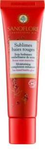 Sanoflore Sublimes baies rouges tonisierende hydratierende Creme