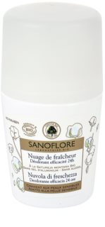 Sanoflore Déodorant Roll-On Deodorant 24 Std.