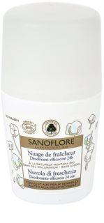 Sanoflore Déodorant dezodorant w kulce 24 godz.