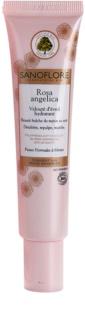 Sanoflore Rosa Angelica Brightening Moisturising Cream for Normal and Combination Skin
