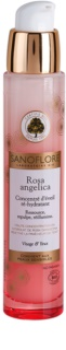 Sanoflore Rosa Angelica Radiance Moisturising Serum for Face and Eyes