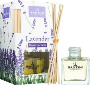 SANTINI Cosmetic Lavender Aroma Diffuser mit Nachfüllung 100 ml