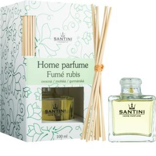 SANTINI Cosmetic Fumé Rubis dyfuzor zapachowy z napełnieniem 100 ml