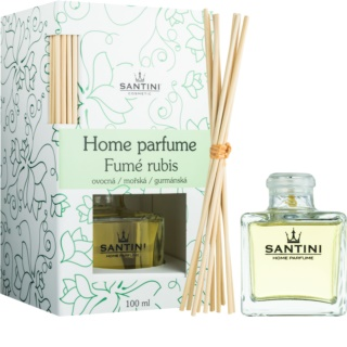 SANTINI Cosmetic Fumé Rubis Aroma Diffuser mit Nachfüllung 100 ml