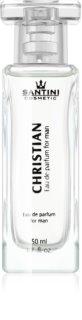 SANTINI Cosmetic Christian Eau de Parfum voor Mannen 50 ml