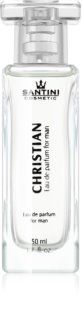SANTINI Cosmetic Christian Eau de Parfum for Men