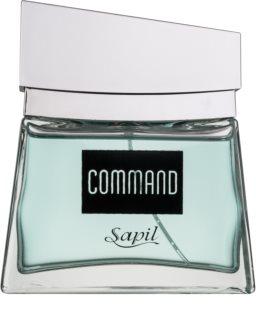 Sapil Command Eau de Toilette für Herren 100 ml