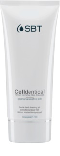 SBT Celldentical gel limpiador para pieles grasas