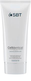 SBT Celldentical čistilni gel za mastno kožo