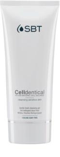 SBT Celldentical почистващ гел  за мазна кожа